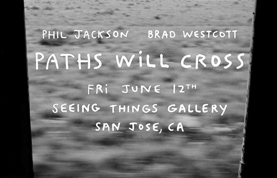 """Paths will Cross"" @ Seeing Things Gallery"