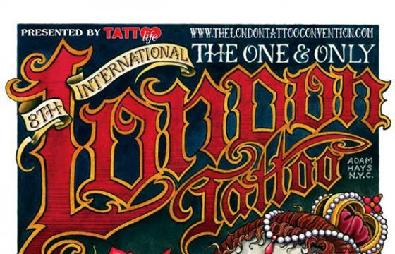 8th International London Tattoo Convention