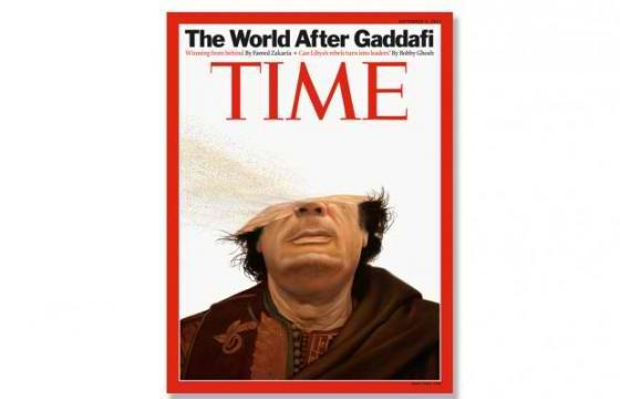 Tim O'Brien Illustrated Cover for TIME Magazine