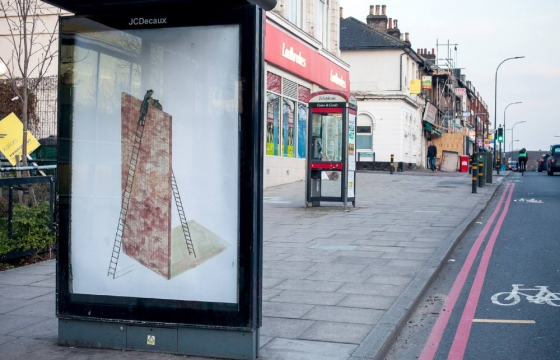 Subvertisers International Takes Over Billboards and Bus Stop Ads Across the World