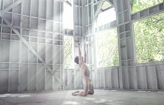 "Sergei Polunin, ""Take Me to Church"" by Hozier, Directed by David LaChapelle"