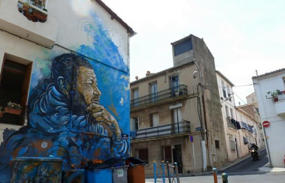 C215 Goes big in Sete, France