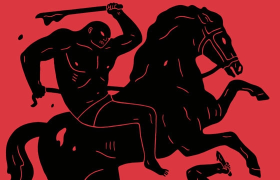 Best of 2014: Cleon Peterson, October Cover Artist