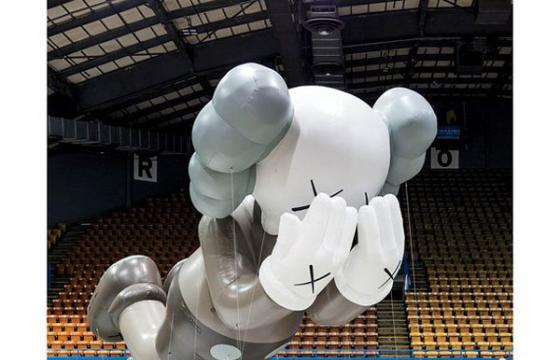 "Video: Kaws's ""Companion"" Debuts tomorrow at Macy's Thanksgiving Day Parade"