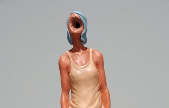 Surreal Sculptures by Troy Coulterman