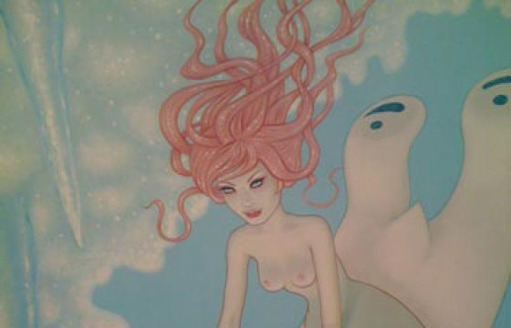 Tara McPherson and Polar Bears