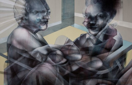 Paintings by John Reuss