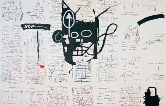 Basquiat's Notebooks Now on Show at Brooklyn Museum