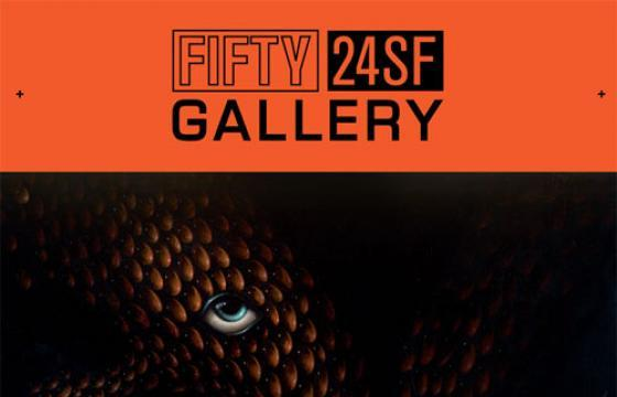 "Johnny ""KMNDZ"" Rodriguez ""The Heaviest"" at FIFTY24SF Gallery Teaser Video"