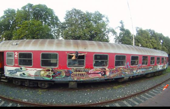 Nychos Passenger Train