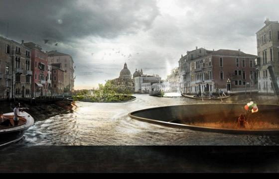 In Street Art: The Venice Cityvision Competition