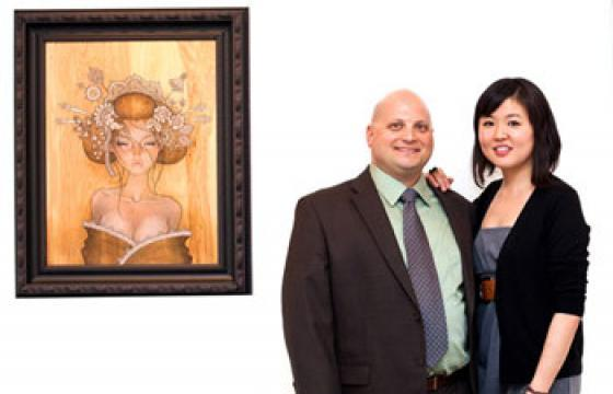 Opening Night: Audrey Kawasaki at Jonathan Levine