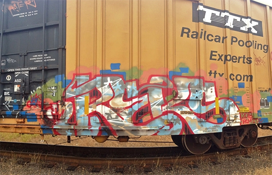 Reks Railcar pooling