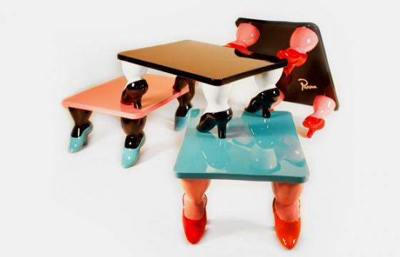 Parra and Toykyo Introduce the Fly New Coffee Table