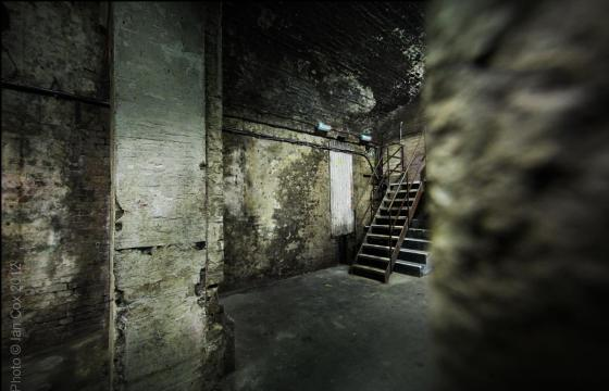 Bedlam in Old Vic Tunnels, London