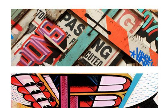 PERSEVERANCE: New works by REVOK, RIME and ROID @ Known Gallery