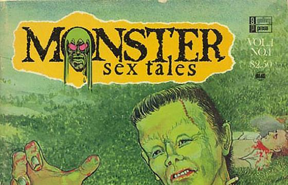 Monster Sex Tales Magazine