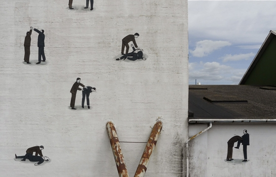 ESCIF at Public Art in Horsens, Denmark