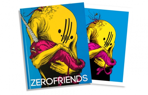 The Zerofriends Book