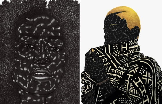 New Work From Toyin Odutola
