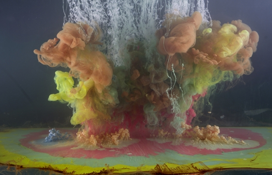 "Kim Keever ""Across the Volumes"" @ Waterhouse & Dodd, NYC"