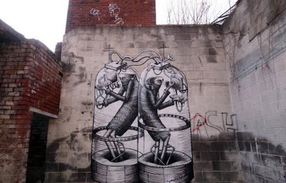 """IsolatedTogether"" by Phlegm"
