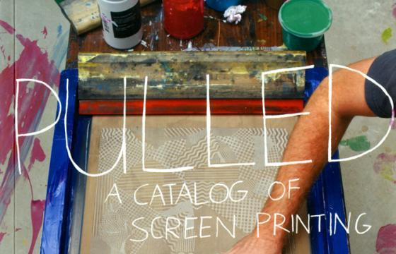 Pulled: A Catalog of Screen Printing Book Review